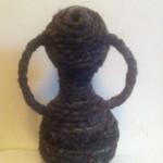 Wool flask